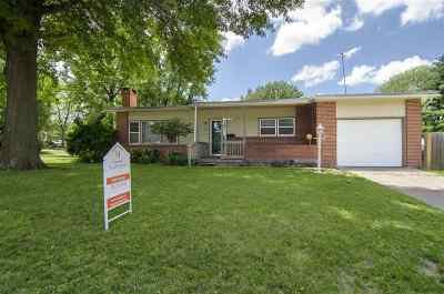 Junction City Single Family Home For Sale: 1204 Highland