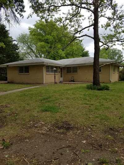 Manhattan KS Single Family Home For Sale: $99,800