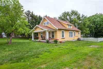 Riley KS Single Family Home For Sale: $147,500
