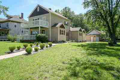 Junction City Single Family Home For Sale: 306 S Jefferson Street