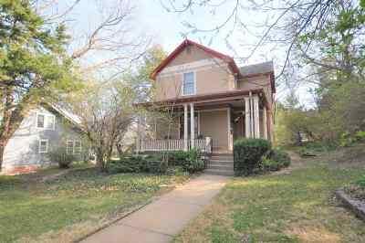 Manhattan Single Family Home For Sale: 1725 Poyntz Avenue