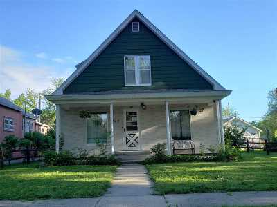 Clay Center Single Family Home For Sale: 224 Clarke Street