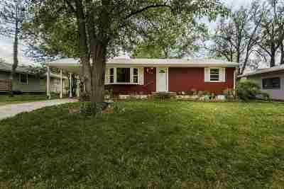 Manhattan Single Family Home For Sale: 2509 Church Circle