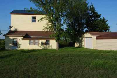 Manhattan Single Family Home For Sale: 6721 Dana Dell Drive