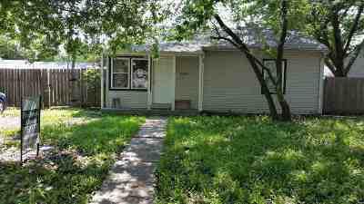 Manhattan Single Family Home For Sale: 2224 Sloan Street