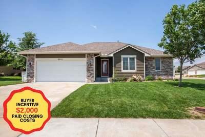 Single Family Home For Sale: 8861 Marigold Lane