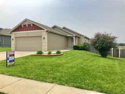 Junction City Single Family Home For Sale: 2126 Deer Trail