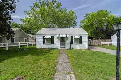 Junction City Single Family Home For Sale: 1024 Northwest Avenue