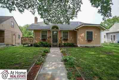 Wamego Single Family Home For Sale: 711 Pine Street