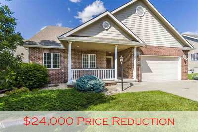 Riley County Single Family Home For Sale: 1016 Brianna Court