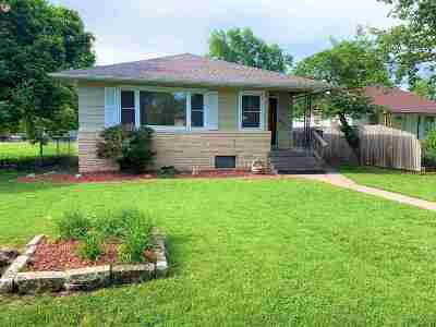 Junction City Single Family Home For Sale: 808 W 7th Street