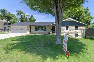 Junction City Single Family Home For Sale: 905 Dreiling Road