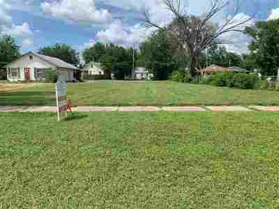 Junction City Residential Lots & Land For Sale: 334 W 15th Street