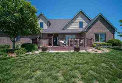 St. Marys KS Single Family Home For Sale: $449,900