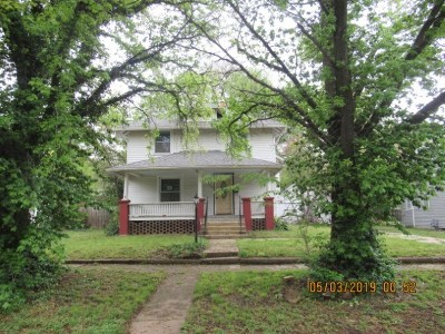 Abilene Single Family Home For Sale: 315 NE 6 Th Street