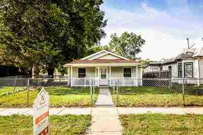 Junction City Single Family Home For Sale: 517 W 13th Street