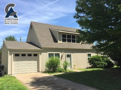 Manhattan Single Family Home For Sale: 805 Sunrise Circle