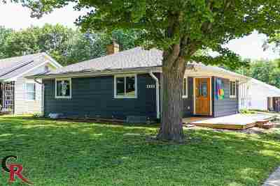 Wamego KS Single Family Home For Sale: $189,900