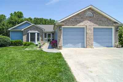 Junction City Single Family Home For Sale: 317 N Kiowa Court