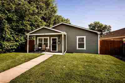 Junction City Single Family Home For Sale: 420 W 13th Street