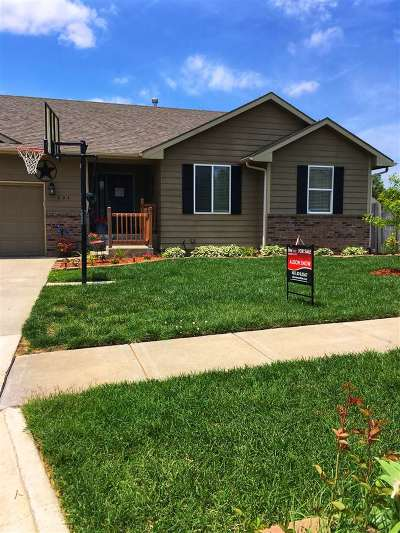 Junction City Single Family Home For Sale: 804 Wheatland Drive