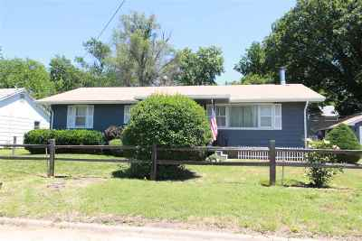 Abilene Single Family Home For Sale: 1405 N Oak Street