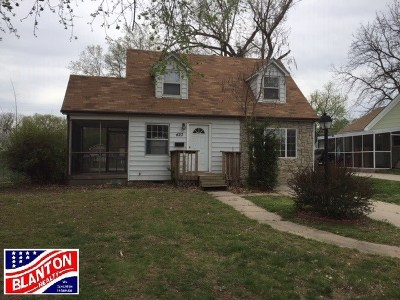 Junction City Single Family Home For Sale: 423 W Pine Street