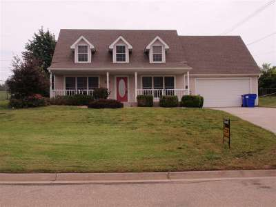 Single Family Home For Sale: 1451 Candlelight Lane