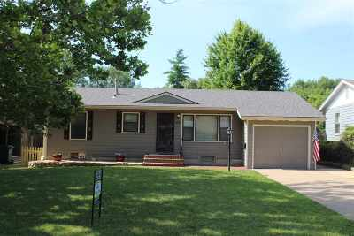 Abilene Single Family Home For Sale: 1509 NW 2nd Street