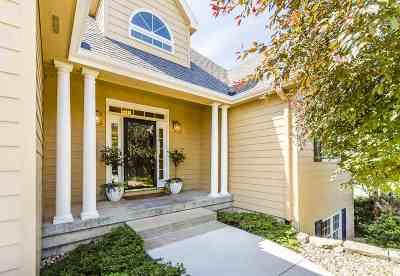 Manhattan Single Family Home For Sale: 3420 Churchill