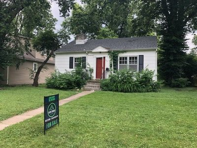 Manhattan Single Family Home For Sale: 815 Kearney Street