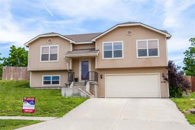 Junction City Single Family Home For Sale: 2336 Fox Sparrow