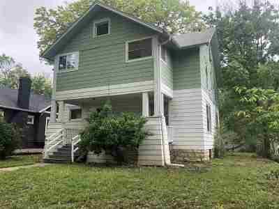 Manhattan Multi Family Home For Sale: 1630 Leavenworth