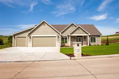 Manhattan Single Family Home For Sale: 3419 Merced Drive