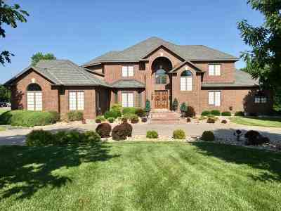 Riley County Single Family Home For Sale: 1305 Sharingbrook Drive