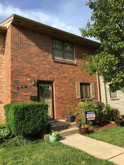 Manhattan Single Family Home For Sale: 340 Twykingham Place