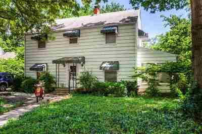 Manhattan Single Family Home For Sale: 610 Fairchild Terr.