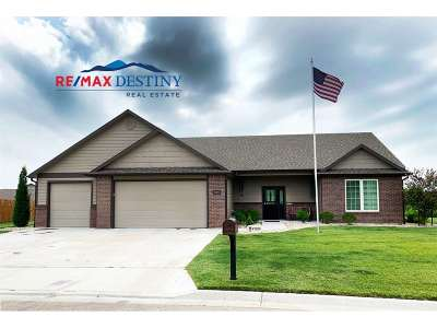 Manhattan Single Family Home For Sale: 3705 Deakon Drive