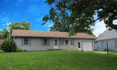 Randolph Single Family Home For Sale: 204 E Randolph