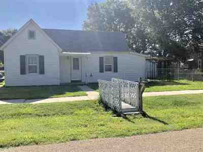 Clay County Single Family Home For Sale: 101 Main