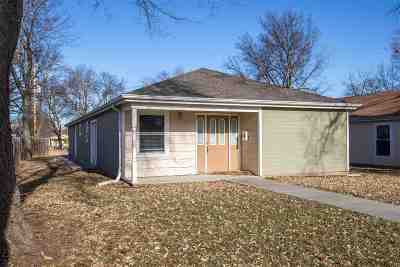 Junction City Single Family Home For Sale: 816 W 8th Street