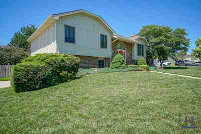 Single Family Home For Sale: 120 S Kaw Drive