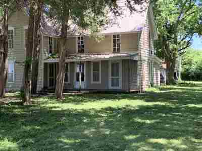 Clay County Single Family Home For Sale: 514 Main Street