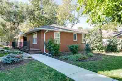 Manhattan Single Family Home For Sale: 621 Colorado Street