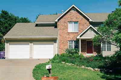 Riley County Single Family Home For Sale: 1116 Jakobs Court