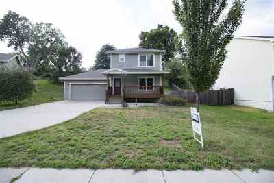 Junction City Single Family Home For Sale: 832 S Clay Street