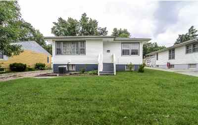Junction City Single Family Home For Sale: 623 W 3rd Street