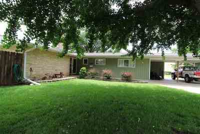 Dickinson County Single Family Home For Sale: 516 Tom Smith Circle