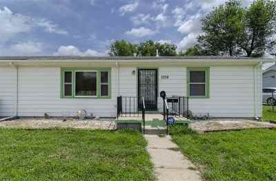 Junction City Single Family Home For Sale: 1709 Westwood Boulevard