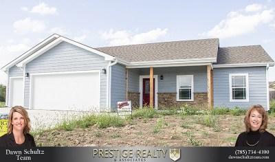 Riley Single Family Home For Sale: 304 Bob White Circle